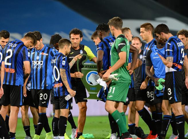 Champions: Atalanta in campo alle 21, la diretta su Canale 5