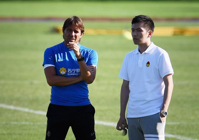Zhang sbarca a Milano 'per seguire la sua Inter'