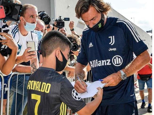 Juventus, parla Andrea Pirlo  