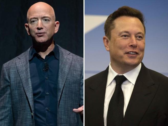 Bezos da record, il patrimonio supera i 200 miliardi di dollari