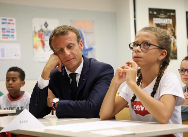 Coronavirus: 22 scuole chiuse in Francia. Record di contagi in America Latina