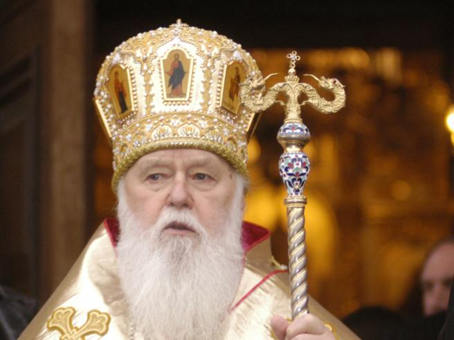 Positivo il patriarca Filaret: definì il Covid un