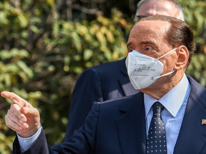 Silvio Berlusconi e il coronavirus: