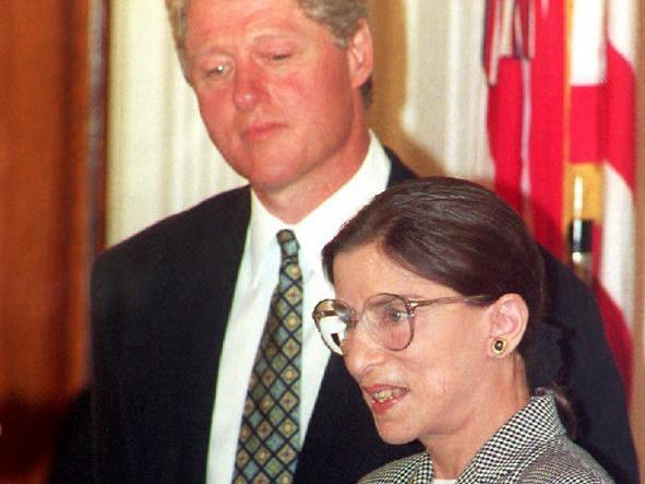 Usa, morta giudice Ruth Bader Ginsburg
