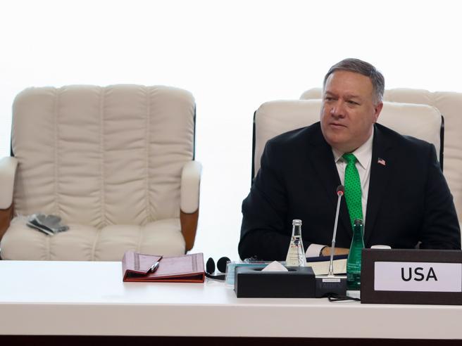 Mike Pompeo attacca il Vaticano: non rinnovi l'accordo con la Cina