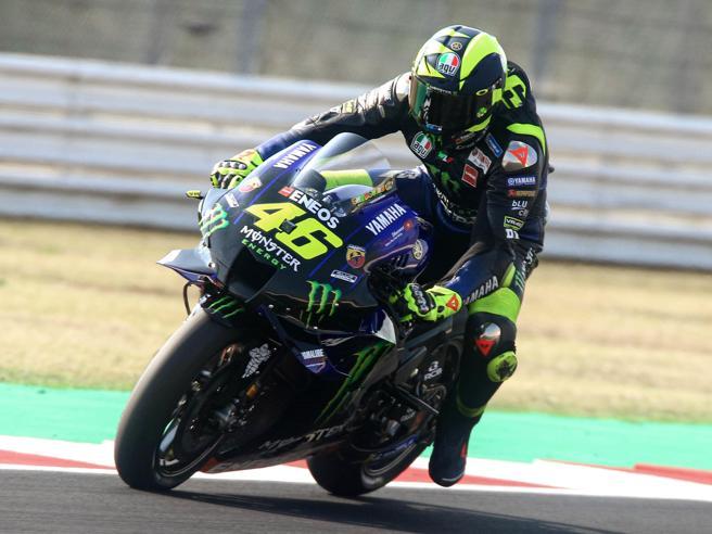 MotoGP, Rossi: Il campionato è aperto, a Barcellona devo fare punti