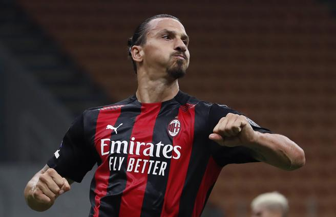 Milan: Ibrahimovic positivo al Covid e assente a San Siro