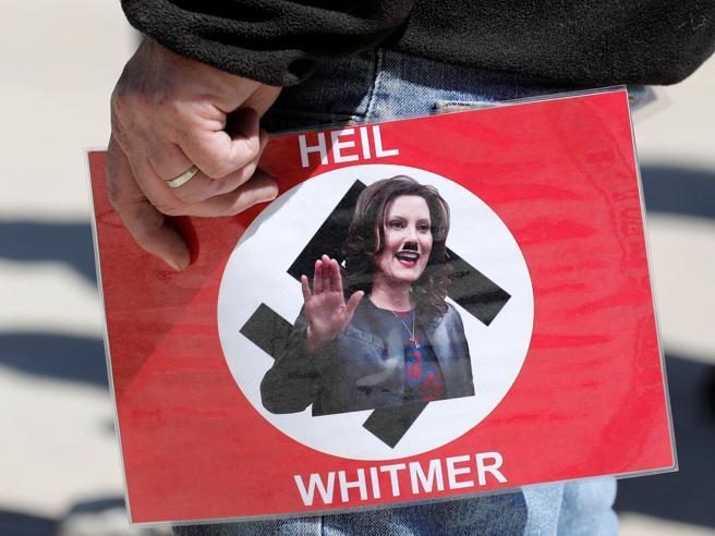 Usa, sventato il rapimento della governatrice del Michigan Gretchen Whitmer