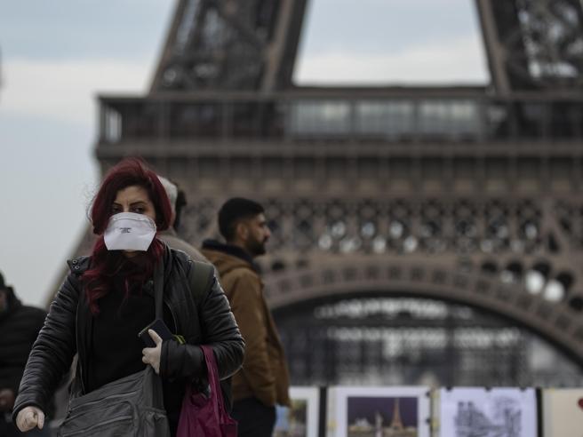 Covid Francia, oggi oltre 26mila contagi e 166 morti