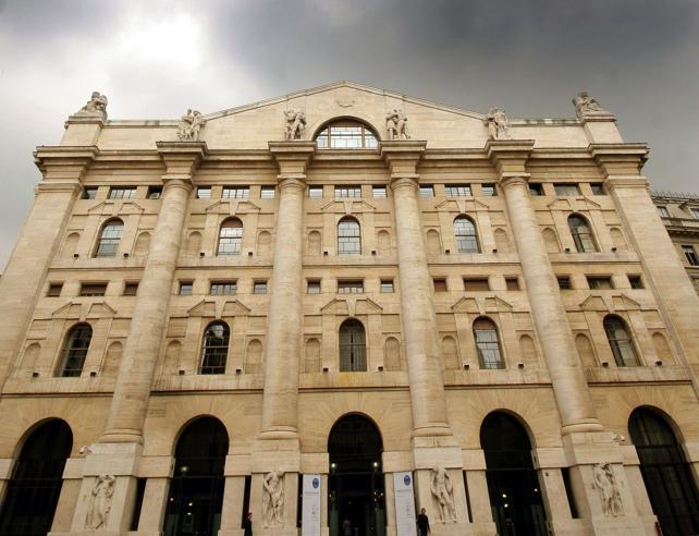 Borse europee in netto calo dopo il semi-lockdown per Covid, gi