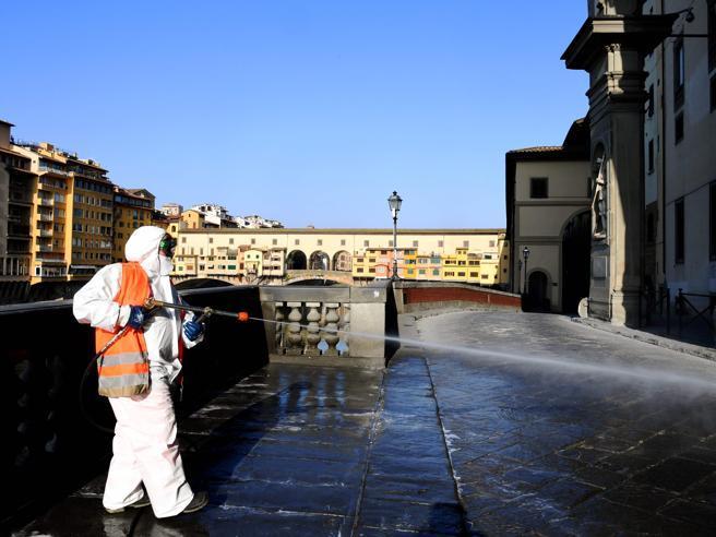 Firenze, gli orafi di Ponte Vecchio: