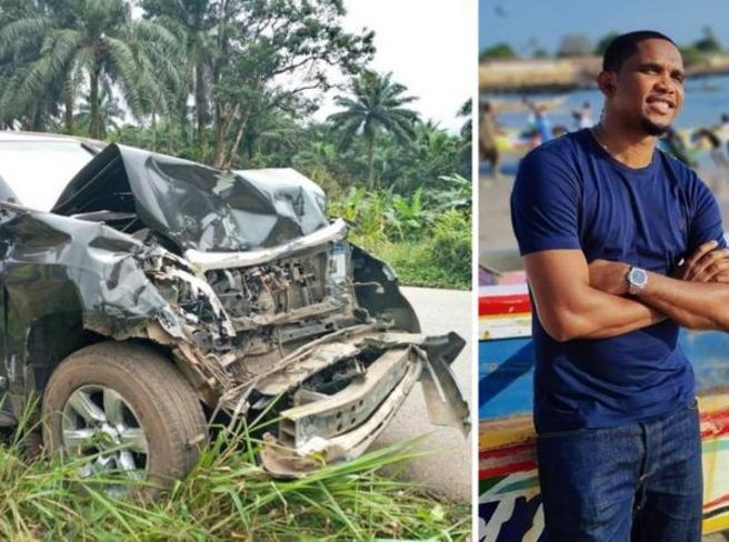 Pauroso incidente per Samuel Eto'o: gli aggiornamenti