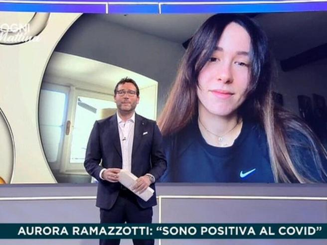 Coronavirus, positiva Aurora Ramazzotti: è in buone condizioni di salute