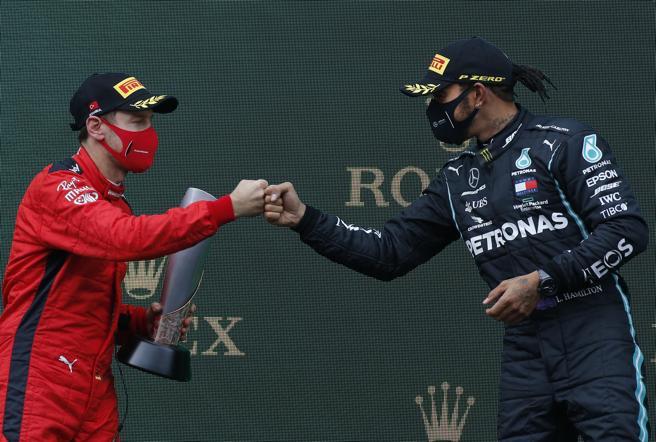 Hamilton vince il mondiale: 'Ben oltre i miei sogni'