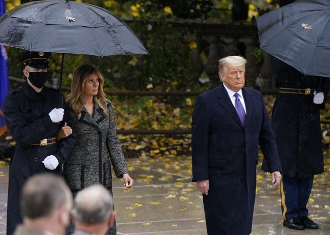 Addio Donald Trump: un divorzio da 50 milioni di dollari