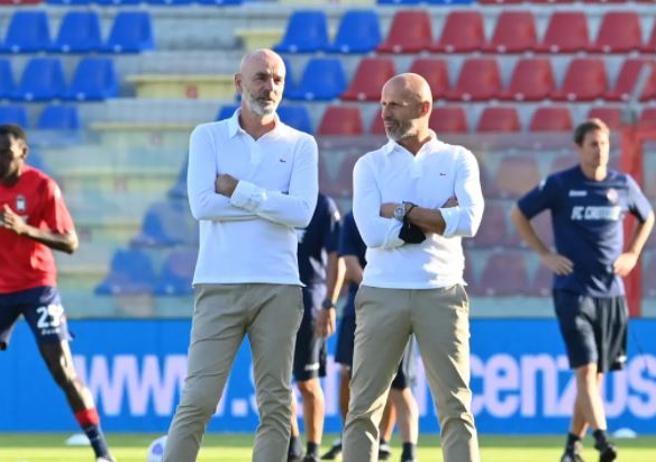 Pioli e Murelli positivi, chi va in panchina nel Milan?