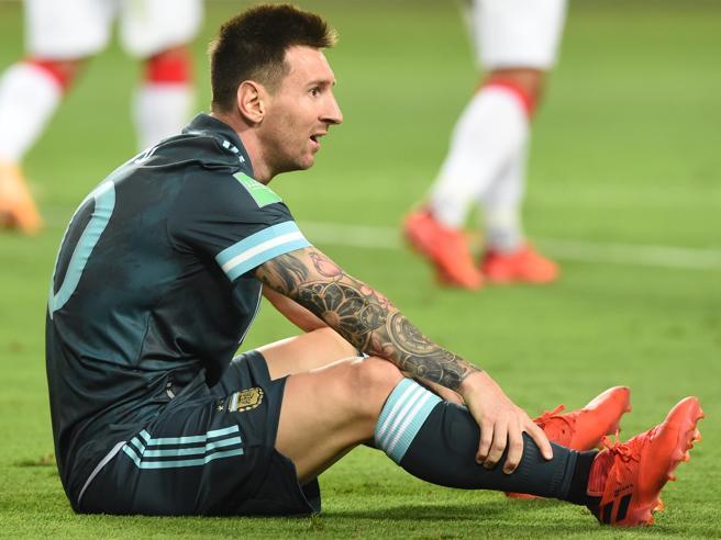 Barcellona, Messi si sfoga: