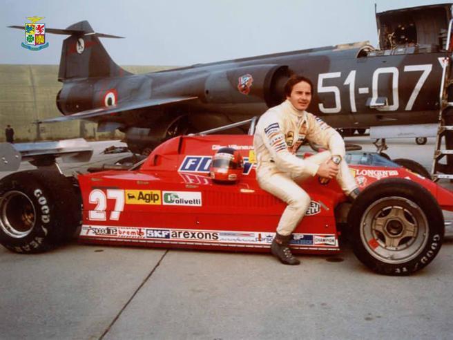 La Ferrari di Villeneuve e il caccia  F 104: la sfida impossibile in quel giorno di 39 anni fa (raccontata da Nestore Morosini)