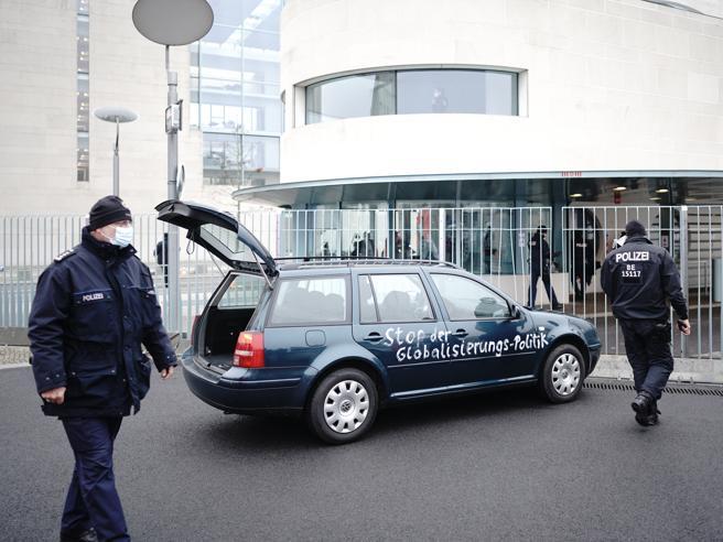 Angela Merkel al Bundestag: