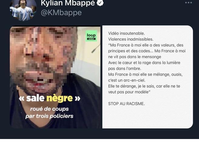 Francia insulti razzisti e botte al produttore musicale Michel Zecler da parte della polizia. Agenti sospesi