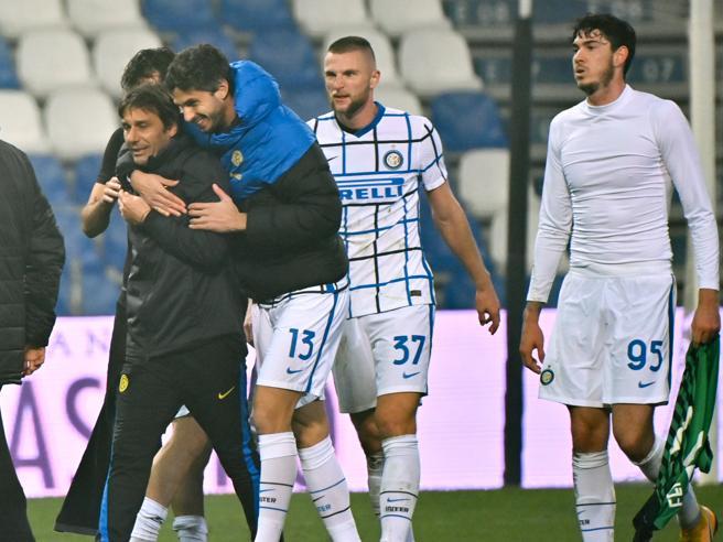 Inter, Conte e il patto scudetto con la squadra dopo il Real: «Non facciamoci trascinare a fondo»