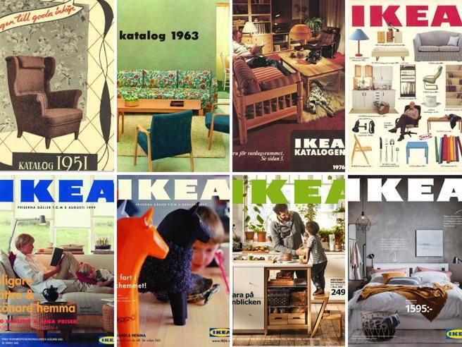 Dopo 70 anni il catalogo Ikea non sarà più pubblicato