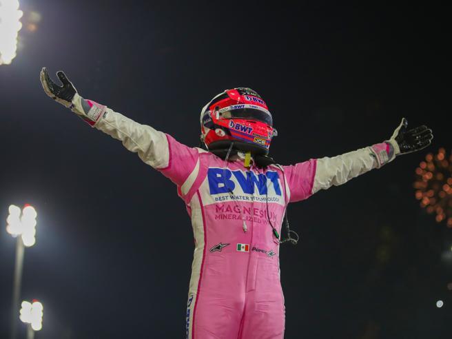 F1: RedBull ingaggia Perez, sarà compagno di Verstappen