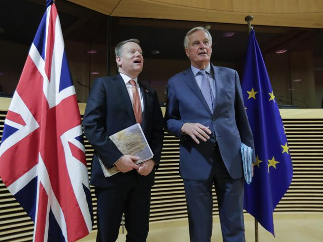 Brexit, c'è l'accordo: