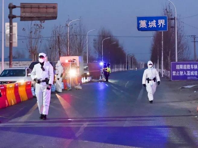 In Cina torna l'incubo del Covid: lockdown per 11 milioni di persone