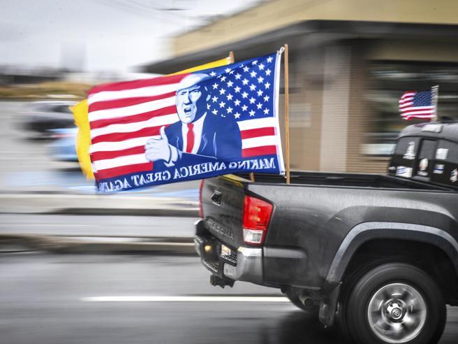 È italoamericano lo Sciamano che ha guidato l'assalto al Congresso Usa