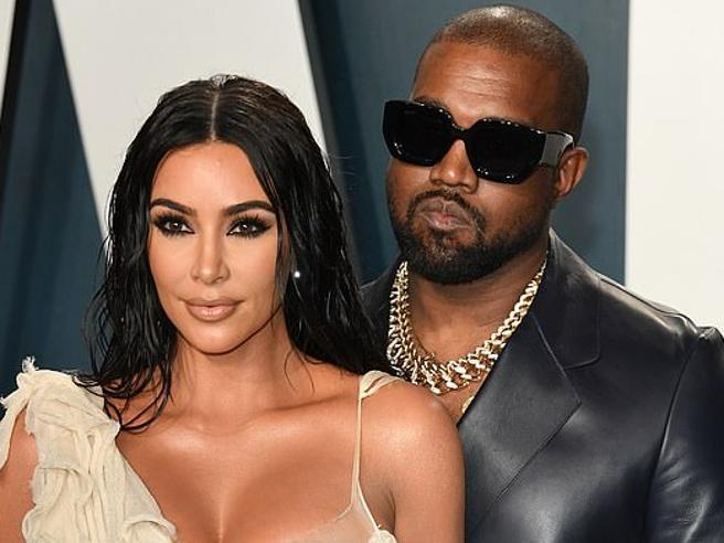 Usa: media, Kim Kardashian e Kanye West verso divorzio