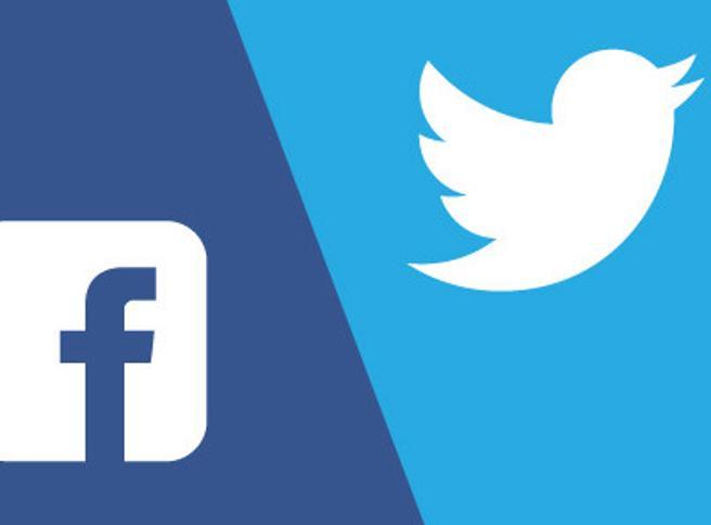 Wall Street, Twitter crolla del 10% in avvio. Facebook perde il 3,2%