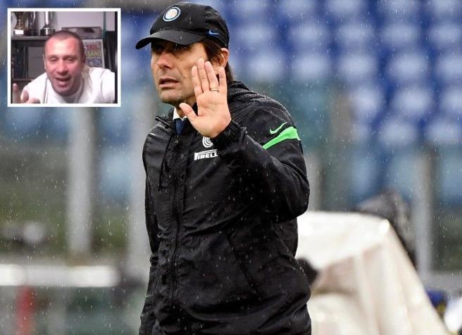 Inter, Cassano: «Se Conte non vince se ne deve andare, doveva essere già primo con + 5 sulla seconda»