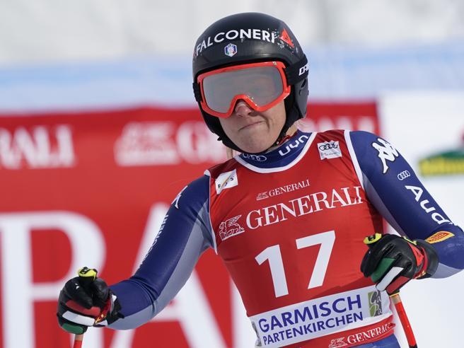 Brignone 12ª a Garmisch. Il superG va a Lara Gutt-Behrami