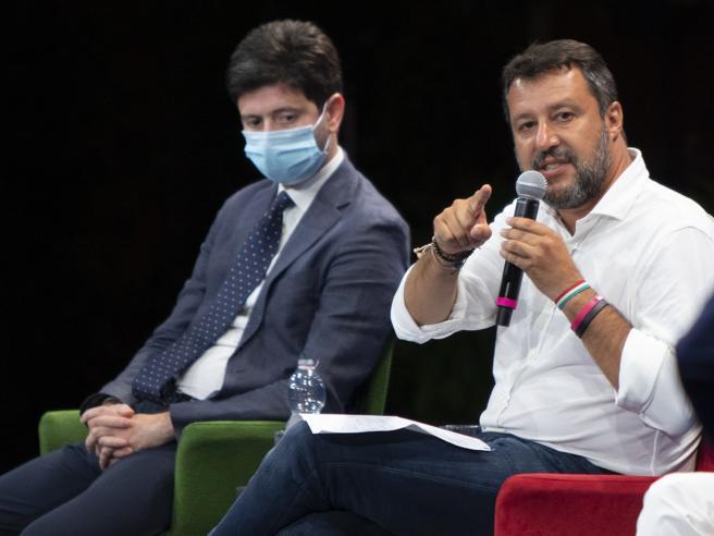 Ponte sullo Stretto, Salvini: