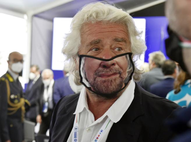 Beppe Grillo, mio figlio non ha fatto niente, arrestate me - Liguria