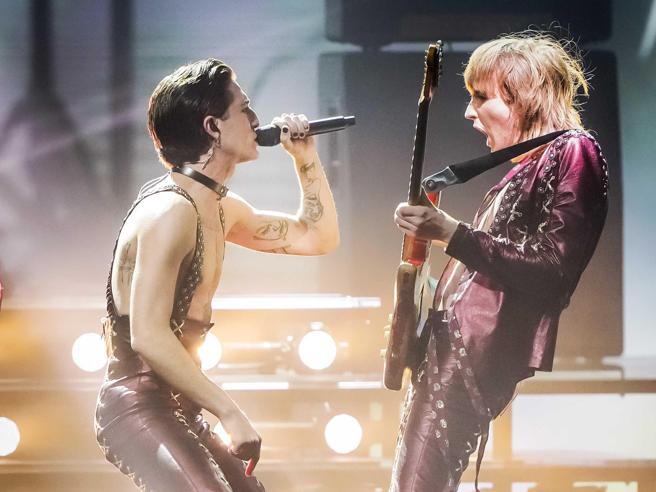 Eurovision, Diodato emoziona con il suo messaggio per i Maneskin