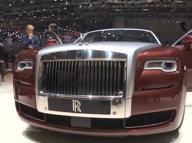 Rolls-Royce Ghost II, viaggiare coccolati Per la casa inglese risultati record  - Corriere Tv