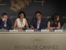 Da Cannes la recensione del film di Michel Hazanavicius <i> - Paolo Mereghetti</i> - <i>Corriere Tv</i>
