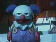 Giorgio Faletti dà la sua voce a Chuckles il clown in «Toy Story 3»