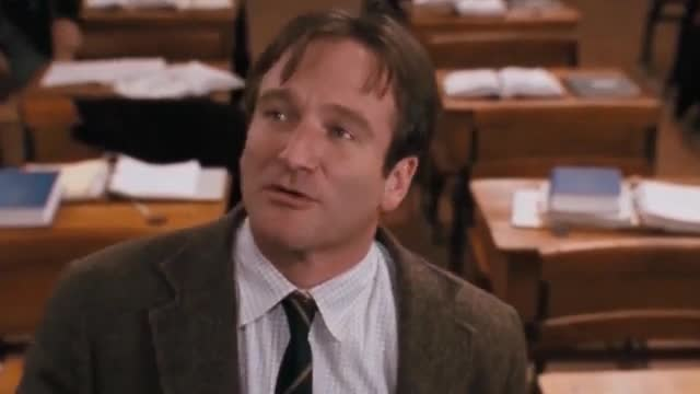 Robin Williams, indimenticabile professor Keating ne «L'attimo fuggente