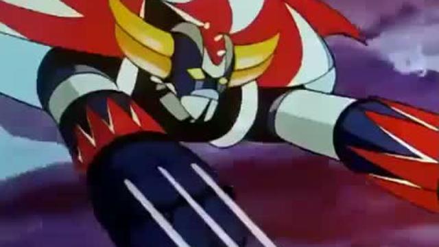 «ufo robot ufo la sigla del cartone animato