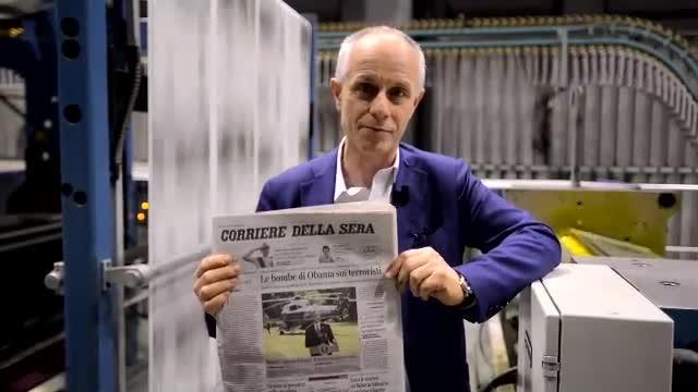Ecco il nuovo corriere della sera in edicola oggi for Corriere della sera arredamento