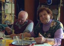 Nonne d'Italia in cucina, la pasta con l'ammogghiu della signora Jolanda