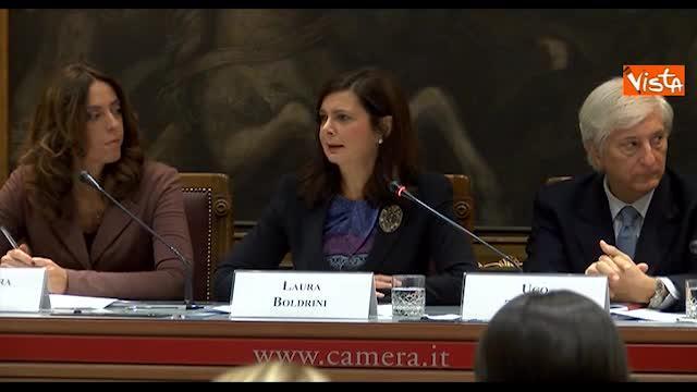 Discorso Camera Boldrini : Boldrini: «elezioni anticipate sarebbero inspiegabili» corriere tv