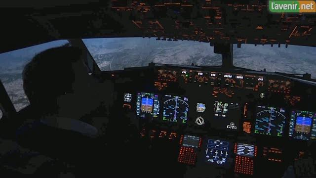 Germanwings: lo schianto al simulatore