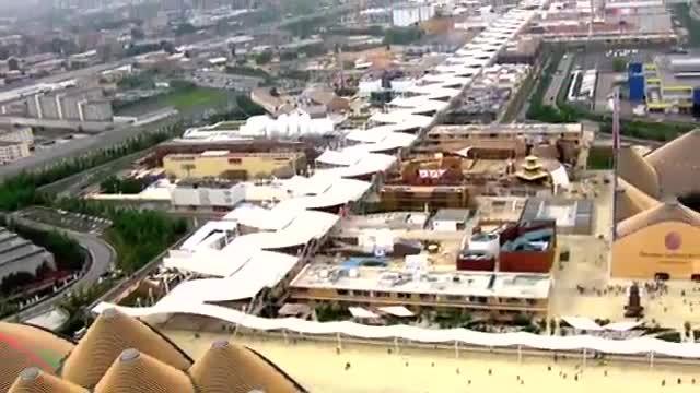 Le spettacolari immagini di Expo visto dall'alto
