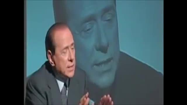 video berlusconi annunziata