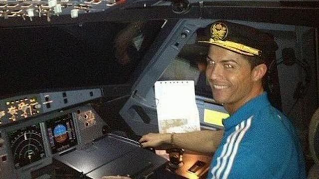 Jet Privato Costo : Cristiano ronaldo compra un jet da milioni di euro