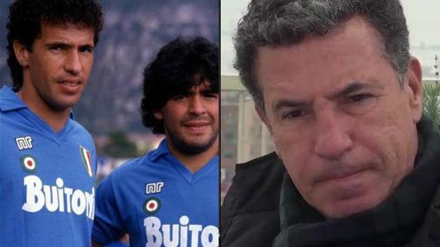 Careca «In campo con 41 di febbre e pizze alle 2 di notte  con Diego  vincevamo così» - Corriere TV 55770a35fdc8
